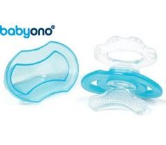 Baby Ono - mordedor em silicone azul