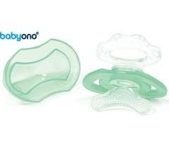 Baby Ono - mordedor em silicone verde