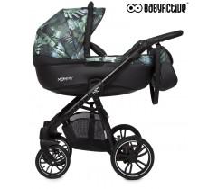 BabyActive - Carrinho de bebé 2 in 1 Mommy Primavera/Verão Jungle