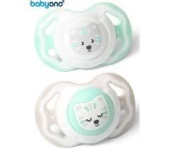 Baby Ono - Chupeta de silicone 0-3m