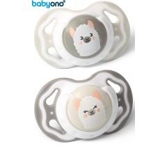 Baby Ono - Chupeta de silicone 3-6m