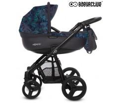 BabyActive - Carrinho de bebé 2 in 1 Mommy Primavera/Verão Night Paradise