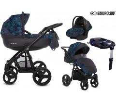 BabyActive - Carrinho de bebé 4 in 1 Mommy Primavera/Verão Night Paradise