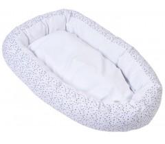 Saro - Ninho-berço Baby Dreams Cinza