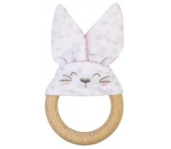 Saro - Nature Toy Bunny Rose