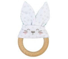 Saro - Nature Toy Bunny Hortelã