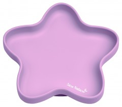Saro - Prato de silicone Star Rose