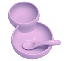 Saro - Set de silicone Twin Rose