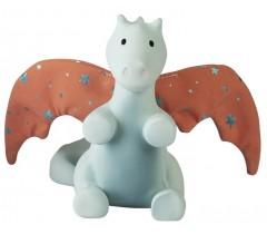 Saro - Meu Pequeno Dragão com asas mágicas Azul claro