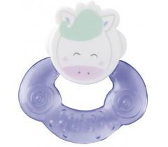 Saro - Mordedor de água Animais fresquinhos Azul