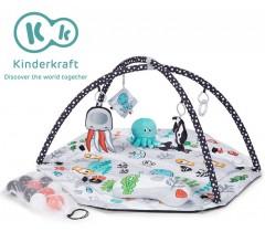 Kinderkraft - Tapete de Atividades Sea Land