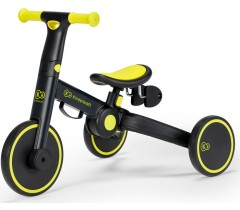 Kinderkraft - Triciclo 4TRIKE black volt