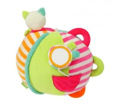 Baby Fehn - Bola grande atividades gatinho com sininho