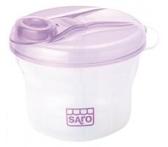 Saro - Doseador 3 secções Capa roxa