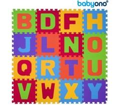 Baby Ono - Puzzle em espumas 16pcs letras