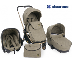Kikka Boo - Vicenza 3 in 1 Luxury Beige