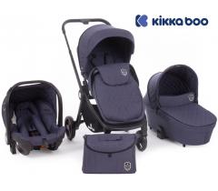 Kikka Boo - Vicenza 3 en 1 Azul Melange