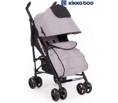 Kikka Boo - Carrinho de bebé Quincy gris melange