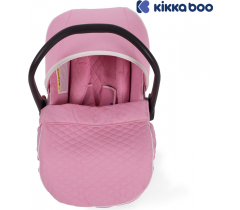 Kikka Boo - Universal Beige Car Seat 0+ (0-13 kg)