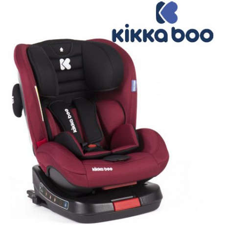 Kikka Boo -  4 STRONG RASPBERRY 0-1-2-3 (0-36 KG)