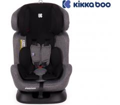 Kikka Boo - Cadeira auto 0-1-2-3 (0-36 kg) 4 Safe Negro