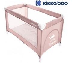 Kika Boo - Cama de viagem 2 níveis So Gifted Rosa