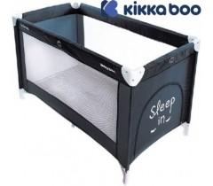 Kika Boo - Cama de viagem 2 níveis So Gifted Gris