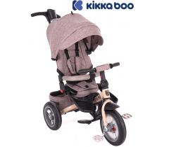 Kikka Boo - Triciclo Premio air wheels beige melange