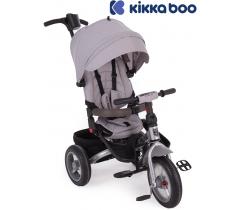 Kikka Boo - Triciclo Premio air wheels grey melange