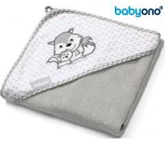 Baby Ono - Toalha com capuz de bambu 100x100