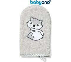 Baby Ono - Luva de bambu para lavagem de bebé