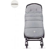 Walking Mum - Saco carrinho de passeio Dreamer cinzento