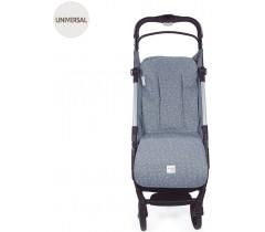 Walking Mum - Cobertura carrinho de bebé Dreamer azul