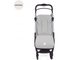 Walking Mum - Cobertura carrinho de bebé Dreamer cinzento