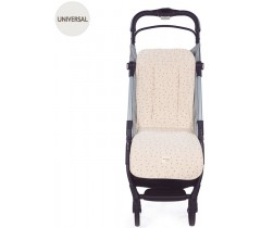 Walking Mum - Cobertura carrinho de bebé Dreamer beje