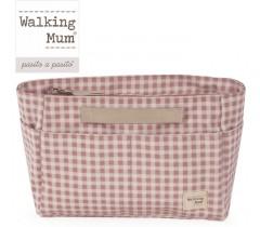Walking Mum - NECESSAIRE I LOVE VICHY ROSA