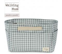 Walking Mum - NECESSAIRE I LOVE VICHY VERDE
