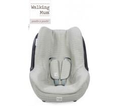 Walking Mum - CAPA MAXICOSI I LOVE VICHY VERDE