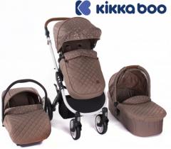 Kikka Boo - Dotty 3 en 1 Marrón