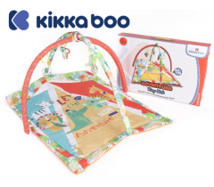 Kikka Boo - Tapete de atividades Adventure