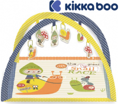 Kikka Boo - Tapete de atividades Snail Race