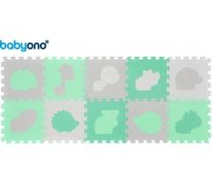 Baby Ono - Puzzle em espuma 10pcs Animais