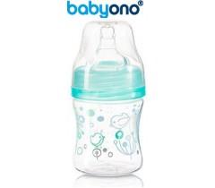 Baby Ono - Biberão anti-cólicas, 120 ml verde