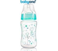 Baby Ono - Biberão anti-cólicas, 240 ml verde