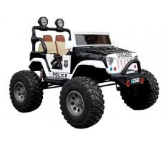 Carro Elétrico Jeep SX1719 4x4 Polícia