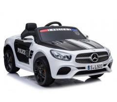 Carro Elétrico Mercedes SL500 Polícia