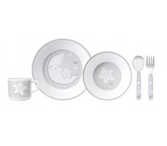 Saro - Conjunto de alimentação: 5 peças