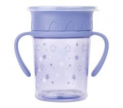 Saro - Copo anti-gotas Amazing Cup Azul