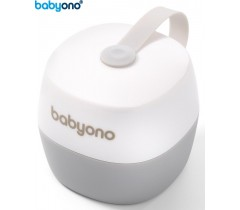 Baby Ono - Porta-chupetas branco