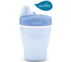 Nuvita - Copo com tetina dura, 12m+, 200ml